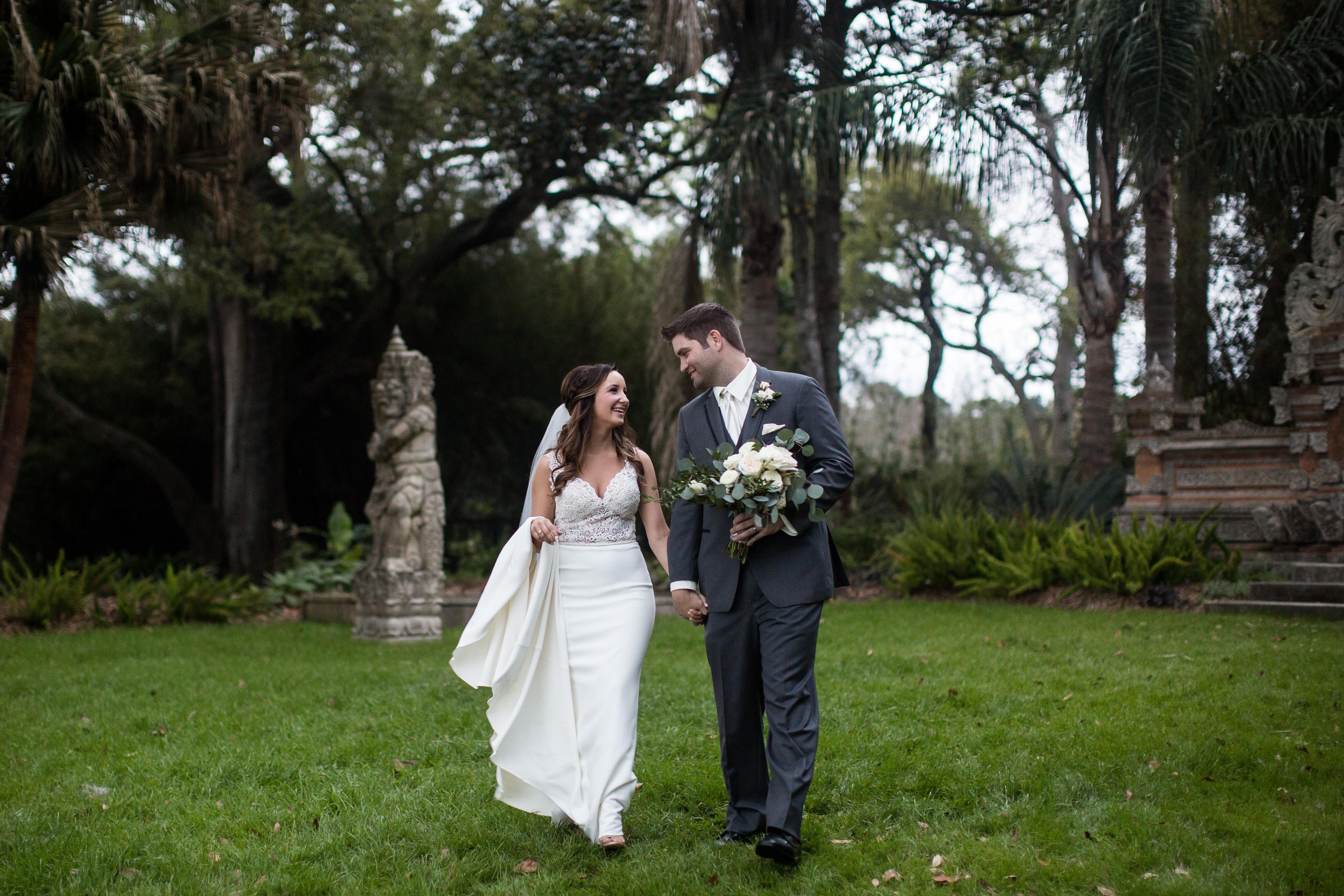 Felterman Wedding - Rip Van Winkle Gardens