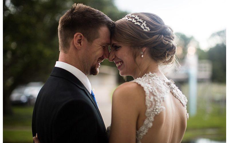 Mr. & Mrs. Gillett - Biloxi Wedding